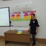 Поздравляем участников очного этапа областного конкурса «Я – молодой учитель»